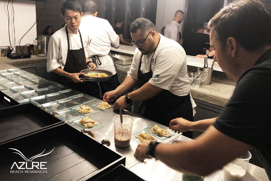Azure Beach Residences joined a noble cause