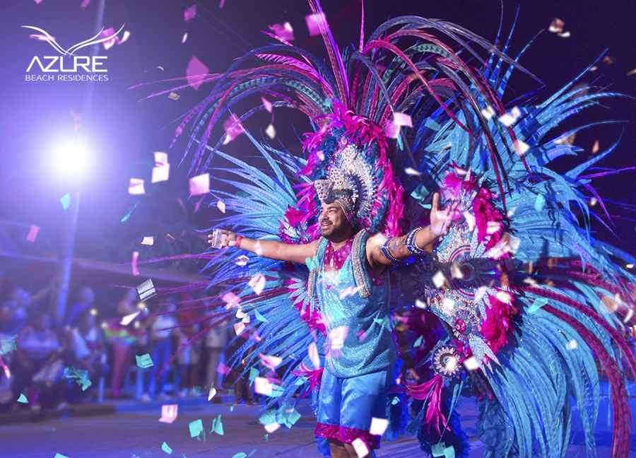carnival in Aruba-1